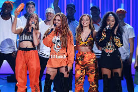 little mix show little mix brings a touch of magic to the late late show tigerbeat