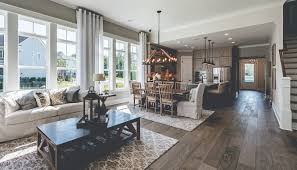 New Homes Decorated Models Alstead New Homes And Townhomes Roswell Atlanta Ga John Wieland