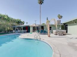 Stylish House 3br 3ba Stylish Palm Springs House With Poo Vrbo