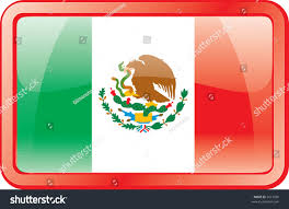 Mexico Flag Symbol Mexico Flag Icon Stock Vector 2613596 Shutterstock