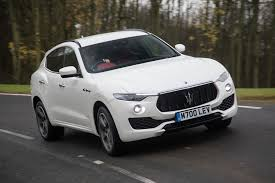 ferrari suv 2018 maserati levante s first drive the ferrari powered suv is here