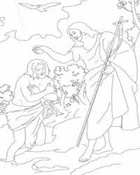 st john baptist roman catholic church lots coloring pages