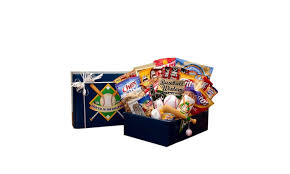 baseball gift basket gift basket drop shipping take em to the ballpark baseball gift