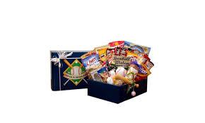 baseball gift basket gift basket drop shipping take em to the ballpark baseball gift