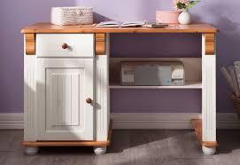 Kleinen Schreibtisch Kaufen Home Affaire Schreibtisch Adele Kaufen Baur