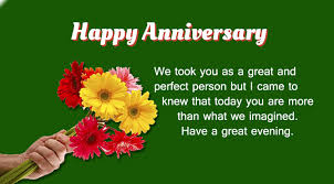 wedding wishes coworker happy wedding anniversary message to wishes4lover