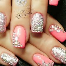 38 pink and gold nail art designs related nails