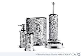 15 trendy modern bathroom accessories set home design lover