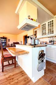 Elegant Kitchen island Ventilation