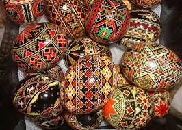 ukrainian easter egg ukrainian eggs the painted egg decorative and imaginative