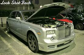 roll royce green someone stuck a 2jz into his rolls royce phantom internet goes