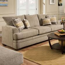 Wayside Furniture Akron Oh by American Furniture 3650 Casual Sofa With 3 Seats Wayside