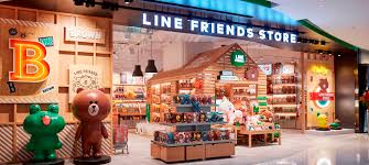 Line Store How Line Captured Hong Kong Hearts Hysan Development Company Limited