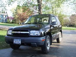 chevy tracker 2000 chevrolet tracker overview cargurus
