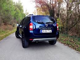 renault duster 2017 black dacia duster dci 110 edc acceleration throttlechannel com