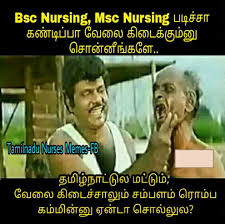 tamilnadu nurses memes photos facebook