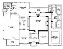 4 bedroom 3 5 bath house plans 4 bedroom 3 bath house plans 100 images 5 bedroom house plans