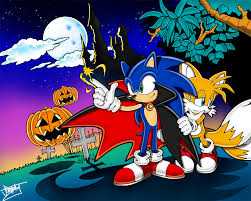 halloween moving screensavers sonic the vampire sonic the hedgehog know your meme