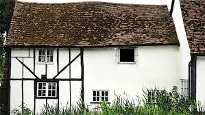 free images white window roof building home wall cottage