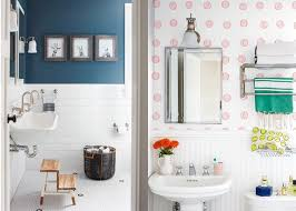 design your bathroom 13 clever ways to decorate your bathroom walls hunker