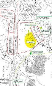 Garner State Park Map Alert Limited Access To All Abilities Playground Parking Lot At