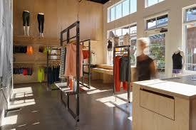 oiselle flagship store by gocstudio seattle washington retail