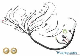 wiring specialties s13 sr20det 280z wiring harness u2013 irace auto sports