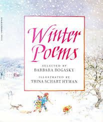the marlowe bookshelf winter poems