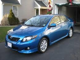 2010 toyota corolla s blue njems2282 2010 toyota corolla specs photos modification info at