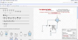 p u0026id diagram online drawing tool