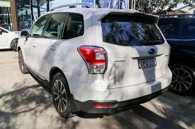 subaru forester xt 2017 white 2017 subaru forester xt premium s4 white for sale in west ryde