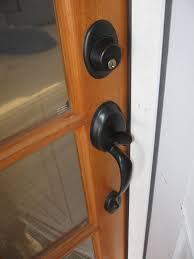 Door Knobs Exterior Securing And Decorating Doors With Exterior Door Knobs Door