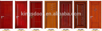 porte des chambres en bois derniers modèles de porte en bois avec de la peinture pour chambre