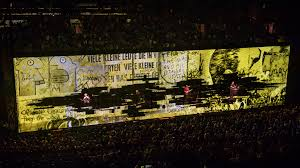 U2 In The City Of Blinding Lights Concert Review U2 At Madison Square Garden July 19 2015 Wcbs