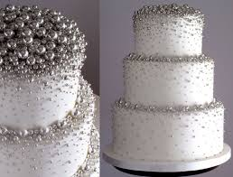 best 25 silver cake ideas on silver wedding cakes