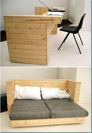 Diy Sofa Bed Warhol Sofa 2 1 B Desk Sofa Bed All In One Awesome All About