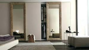 Bedroom Closet Sliding Doors Sliding Door For Small Bathroom Mirror Sliding Door Closet Bedroom