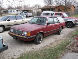 the chrysler k car club u2022 view topic got my 86 reliant k wagon