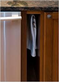 kitchen towel rack ideas 15 clever kitchen towel storage ideas