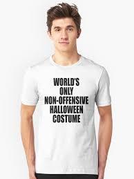 Distasteful Halloween Costumes U0027s Offensive Halloween Costume