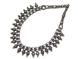 choker necklace store images Indian silver rajasthani choker necklace potala tibetan store jpg