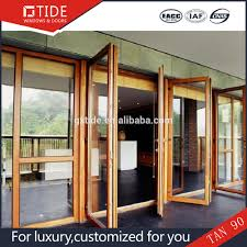 oak bifold doors with glass soundproof bifold doors soundproof bifold doors suppliers and