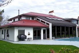 interlock tile roof system metal roofing new york