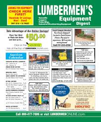 may 2010 lumbermen u0027s equipment digest by lumbermen u0027s equipment