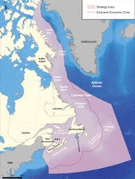 Eastern Canada Map by Dfo Coral U0026 Sponge Conservation Strategy For Eastern Canada 2015