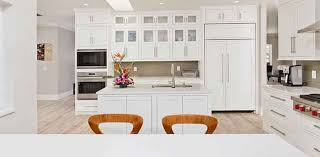 painted white flat panel kitchen cabinets 5 kitchen design trends for southern maine in 2017