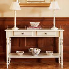 Entryway Console Table With Storage Console Table Ideas Slim Console Table With Drawers To Complete