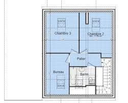plan de maison 4 chambres avec 騁age plan maison 1 騁age 3 chambres 28 images besoin de vos avis