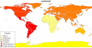 africa map answers how can i plot a continents map with r stack overflow