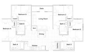 Apartment Building Blueprints by Interior Modern Apartment Design Plans Contemporary With